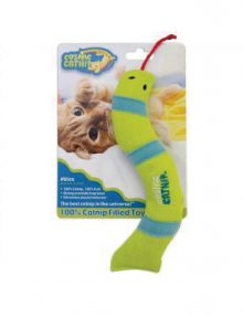 JUGUETE GATO FELINO OURPETS COSMIC CATNIP PLAY TOY 3-03