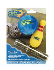 JUGUETE GATO FELINO OURPETS COSMIC CATNIP PLAY TOY 3-14