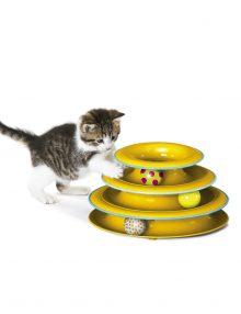 JUGUETES CANINO FELINO GATO PERRO PETSTAGES 4 TOYS FOR CATS-08