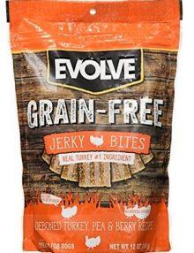 Evolve Snack Grain Free Pavo