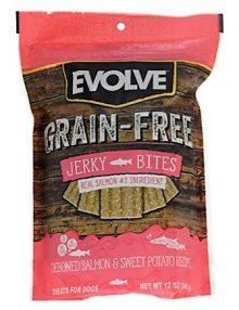 Evolve Snack Grain Free Salmon