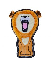 outward-hound-invincibles-tough-seamz-lion-dog-toy