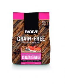 GRAIN FREE SALMON NUTRICION NATURAL PERROS SUPER PREMIUM